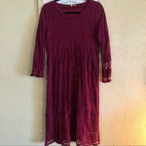Roolee Boho Lace Dress / brand …